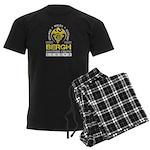 Tolomei Family Crest 3/4 Sleeve T-shirt (Dark)
