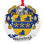 Whitehead-Scottish-9.jpg Round Ornament