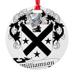 Williamson-Scottish-9.jpg Round Ornament