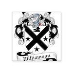 Williamson-Scottish-9.jpg Square Sticker 3