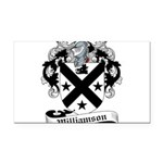 Williamson-Scottish-9.jpg Rectangle Car Magnet