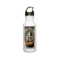 Ganesha Lord of Succes Stainless Steel Water Bottle