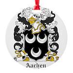 Aachen.jpg Round Ornament