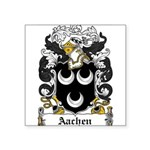Aachen.jpg Square Sticker 3