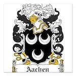 Aachen.jpg Square Car Magnet 3