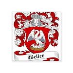 Weller_6.jpg Square Sticker 3