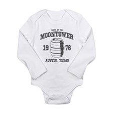 Party at the Moontower 1976 Body Suit