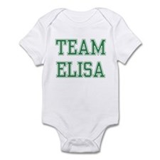 TEAM ELISA  Infant Bodysuit