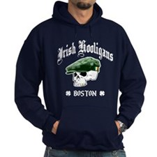 IRISH Hooligans - Boston Hoodie