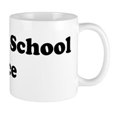 Law School or Dance Small Mugs