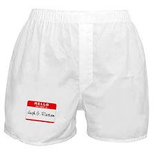 Hugh G. Rection Boxer Shorts