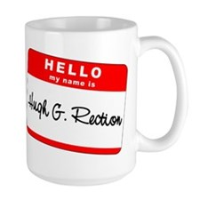 Hugh G. Rection Mug