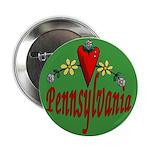 Love Pennsylvania Button