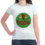 Love Pennsylvania Jr. Ringer T-Shirt