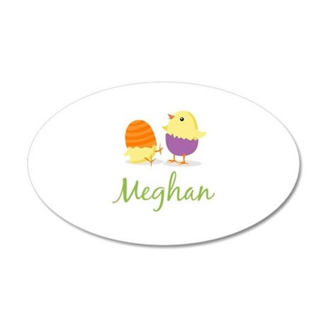 Easter Chick Meghan Wall Decal
