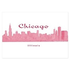 Chicago Flat Cards