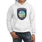 Bourbon Police Hooded Sweatshirt