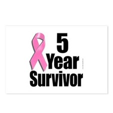 5 Year Survivor D1 Postcards (Package of 8)