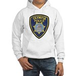 Olympia Police Hooded Sweatshirt