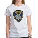 Olympia Police Women's T-Shirt