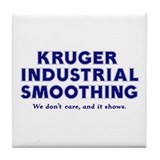 Kruger Industrial Smoothing Tile Coaster