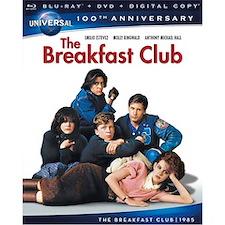 The Breakfast Club [Blu-ray + DVD + Digital Copy]