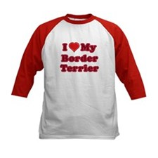 Love My Border Terrier Tee