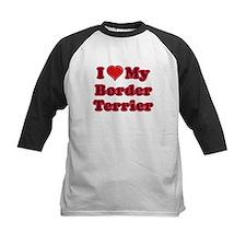 Love My Border Terrier Tee