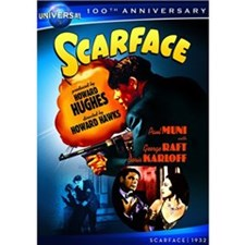 Scarface (1932) [DVD + Digital Copy]