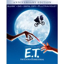 E.T. The Extra-Terrestrial Anniversary Edition (Co