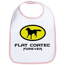 Flat Coated Retriever Bib