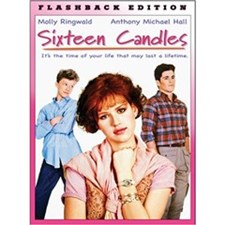 Sixteen Candles Dvd (flashback Edition)