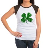 Vintage, Four Leaf Clover T-Shirt