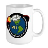 Apollo 7 Mission Patch Mug