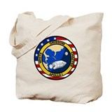 Apollo 1 Mission Patch Tote Bag