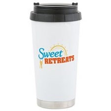 Sweet Retreats Ceramic Travel Mug