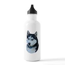 Husky dog Water Bottle