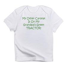 Unique Tractor Infant T-Shirt