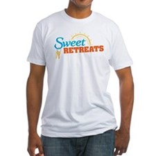 Sweet Retreats Fitted T-Shirt