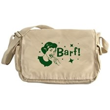 Barf Messenger Bag