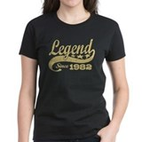 Legend Since 1982 Tee