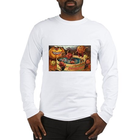 Halloween Apples Long Sleeve T-Shirt