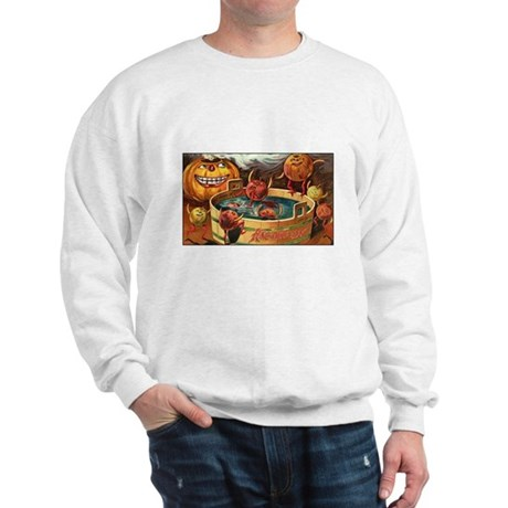 Halloween Apples Sweatshirt