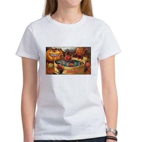 Halloween Apples Women's T-Shirt