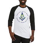 Freemasons. Taking Good Men Baseball Jersey