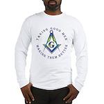 Freemasons. Taking Good Men Long Sleeve T-Shirt