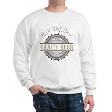 Brew Your Own Sweatshirt