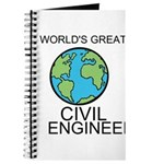 Worlds Greatest Civil Engineer Journal
