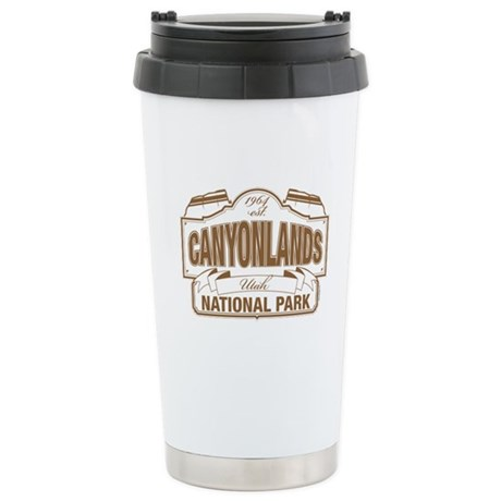 Canyonlands National Park Ceramic Travel Mug