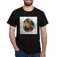 Victorian Nativity - Religious Christmas T-Shirt